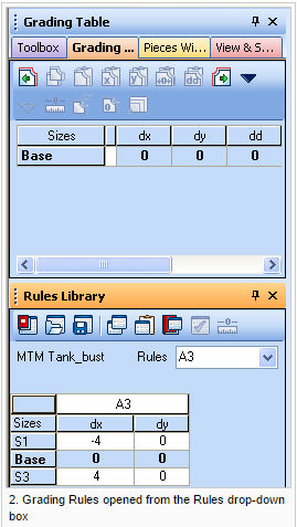 Open Rules Library - Open table rules