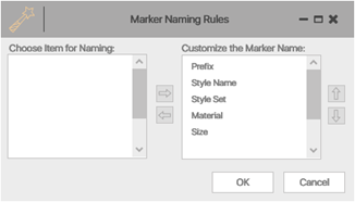 Optitex 19 How To Use Marker Creation Wizard 14