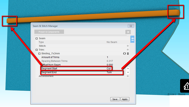 How To Use Seam-Stitch Manager On OpTitex 17 37