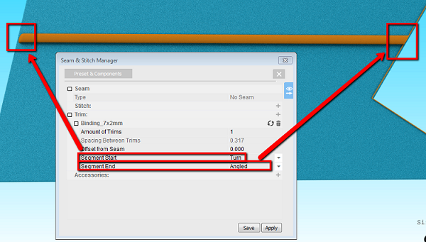How To Use Seam-Stitch Manager On OpTitex 17 34